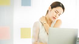 肩凝りの原因と予防