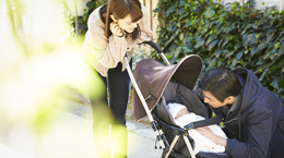 子どもが受ける紫外線の影響