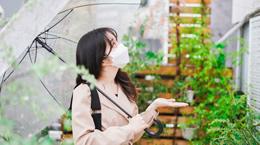 梅雨時期こそ紫外線ケアが欠かせない!